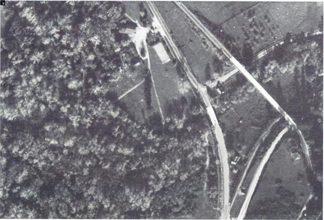 Felyon Grove Aerial View 1940