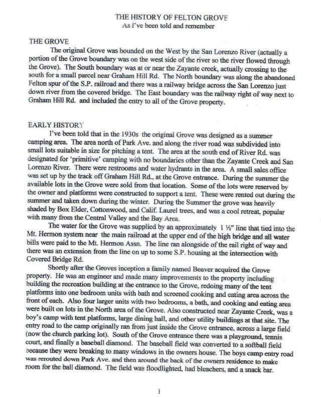Bob Wright's Story page 2